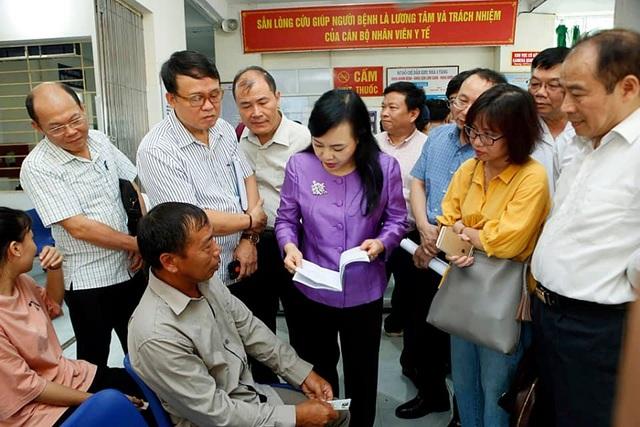 Những dấu ấn khó quên trong 8 năm làm Bộ trưởng Bộ Y tế của PGS.TS Nguyễn Thị Kim Tiến - 2