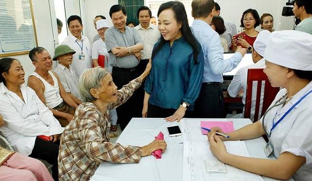 Những dấu ấn khó quên trong 8 năm làm Bộ trưởng Bộ Y tế của PGS.TS Nguyễn Thị Kim Tiến - 4