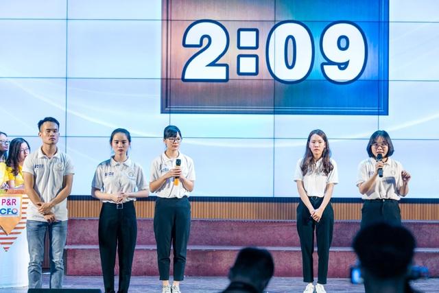Đưa Chí Phèo, chú Cuội lên sân khấu, sinh viên trổ tài làm giám đốc tài chính tương lai - 6