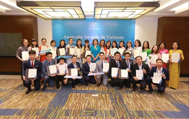 Chính phủ Australia trao tặng 50 suất học bổng thạc sĩ cho Việt Nam - 1