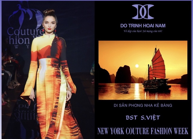 """""""Phải đồng lòng bảo hộ áo dài Việt""""! - 5"""