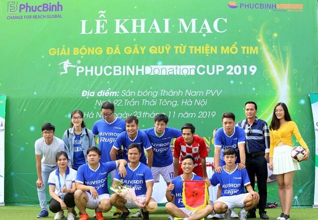 """""""Phucbinh Donation Cup 2019"""", nơi chắp cánh cho những nhịp đập hồi sinh - 3"""