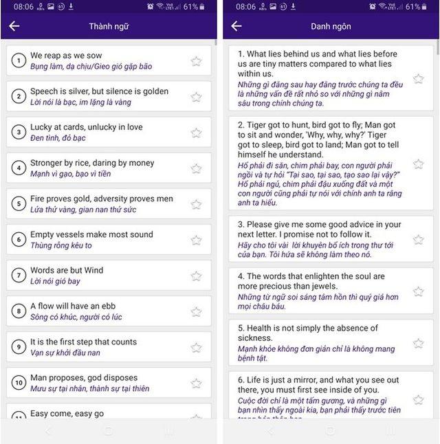 Những ứng dụng hữu ích giúp người dùng tự học tiếng Anh trên smartphone (Phần 3) - 2