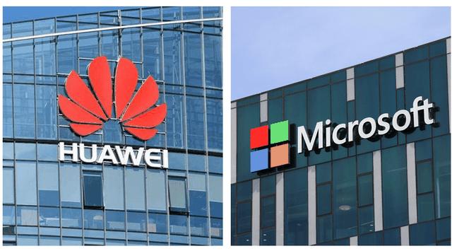 Microsoft được cấp phép trở lại để bán phần mềm cho Huawei - 1