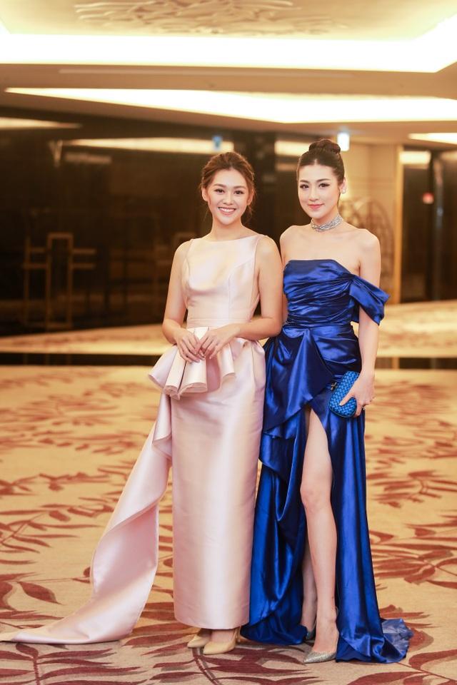 Tường San rạng rỡ xuất hiện sau thành tích Top 8 Hoa hậu Quốc tế - 3