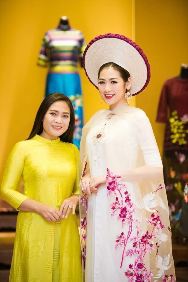 """""""Phải đồng lòng bảo hộ áo dài Việt""""! - 7"""