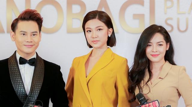 Tường San rạng rỡ xuất hiện sau thành tích Top 8 Hoa hậu Quốc tế - 11