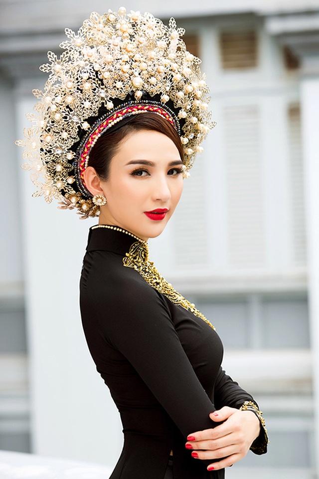 """""""Phải đồng lòng bảo hộ áo dài Việt""""! - 16"""