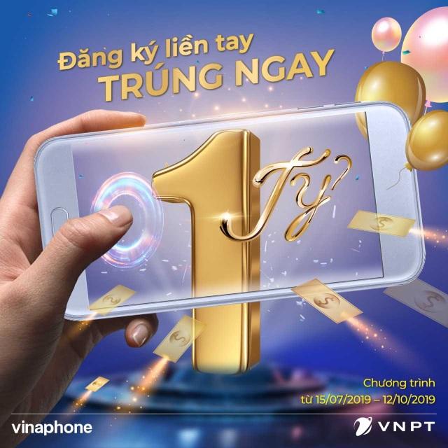 Thuê bao VinaPhone tại An Giang trúng thưởng 1 tỷ đồng tiền mặt - 2