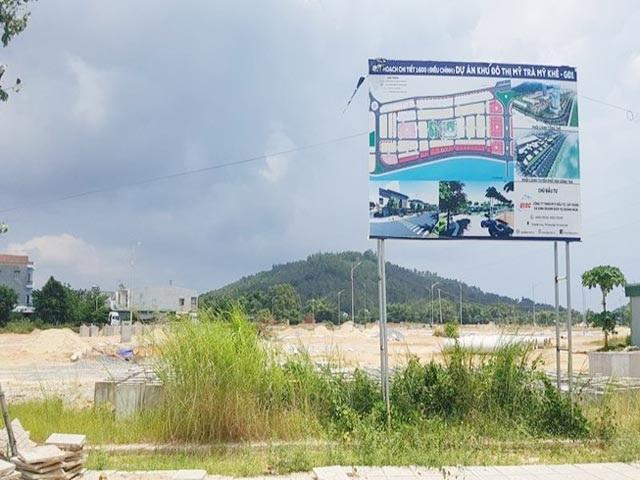 Quảng Ngãi:  Chiêu trò giăng bẫy bắt mồi ở các dự án khu dân cư - 3