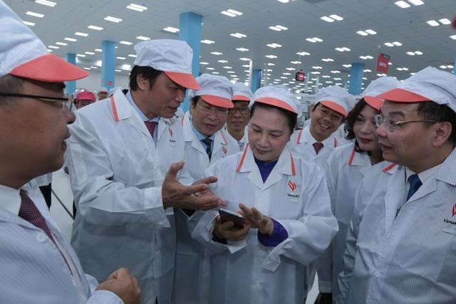 Chủ tịch Quốc hội: Khu Công nghệ cao Hòa Lạc phải là trung tâm đào tạo nguồn nhân lực công nghệ bậc cao - 2