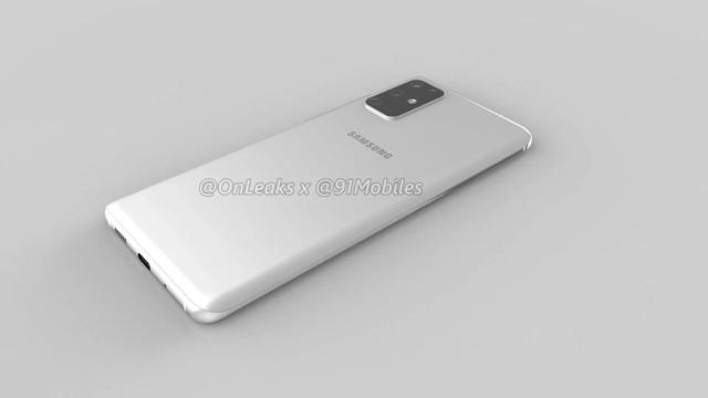 Lộ thiết kế mới mẻ của Galaxy S11 qua loạt ảnh và video bản dựng hoàn chỉnh - 3