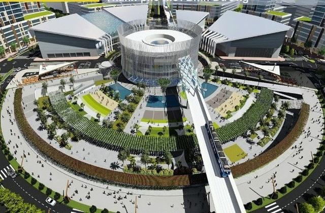 Bình Dương xây dựng siêu dự án Trung tâm Thương mại lớn nhất nước - 3