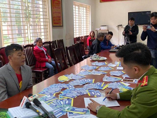 Hà Nội: Khởi tố vụ phát hiện gần 1.000 vé giả của trận Việt Nam - Thái Lan - 2