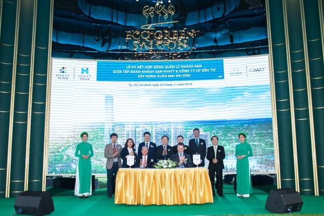 Xuân Mai Sài Gòn và Hyatt Hotels hợp tác ra mắt khách sạn quốc tế - 1