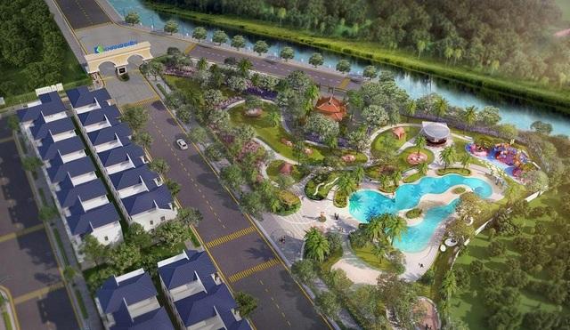"""Verosa Park - Khang Điền được vinh danh tại ASIA PROPERTY AWARDS 2019, hạng mục """"Thiết kế kiến trúc cảnh quan nhà ở xuất sắc nhất"""" - 3"""