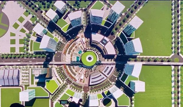 Bình Dương xây dựng siêu dự án Trung tâm Thương mại lớn nhất nước - 1