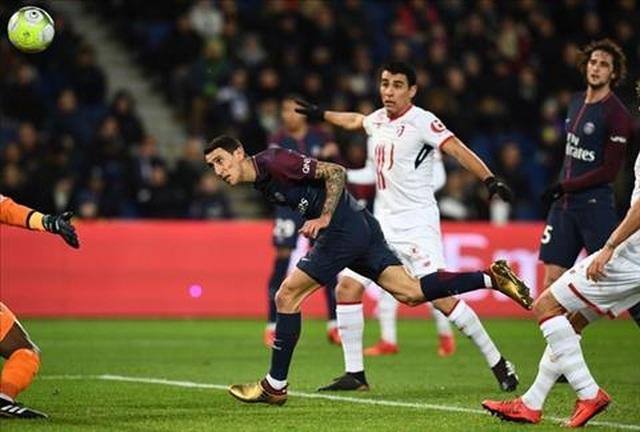 Icardi và Di Maria ghi bàn giúp PSG vững ngôi đầu bảng Ligue 1 - 2