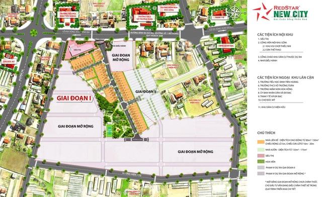 Redstar New City thu hút giới đầu tư sau cơn bão các dự án chưa rõ pháp lý - 1