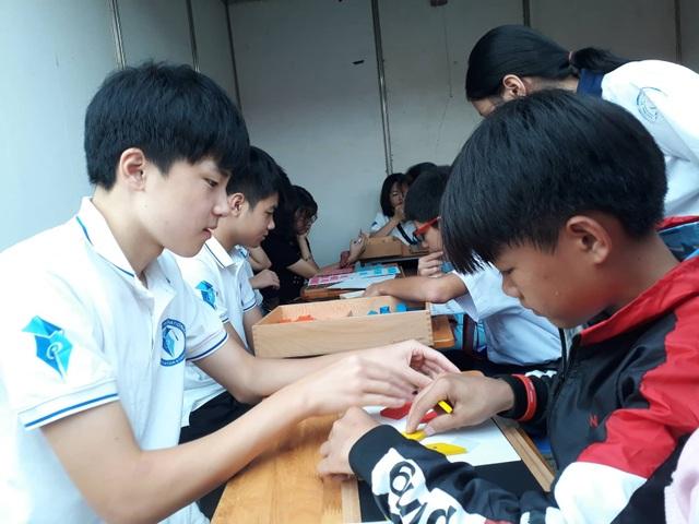 TPHCM: Gần 5.000 học sinh tham gia ngày hội Toán học mở 2019 - 2