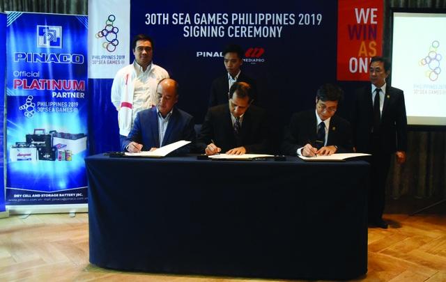 PINACO sẽ trao tặng Đoàn thể thao Việt Nam gần 1 tỷ đồng tại SEA Games 2019 - 1