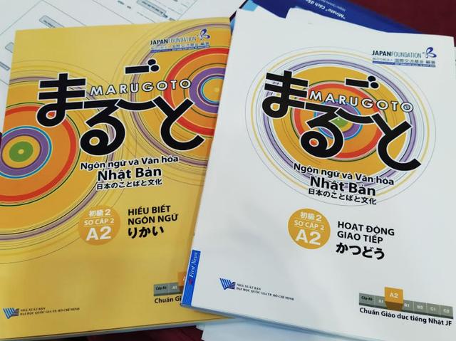 Bộ giáo trình tiếng Nhật của First News được giảng dạy tại 40 trường - 4