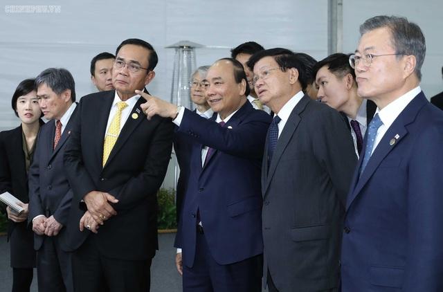 Thủ tướng dự lễ động thổ dự án trọng điểm quốc gia của Hàn Quốc - 2