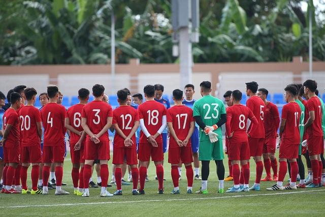 U22 Việt Nam - U22 Brunei: Khởi đầu thuận lợi cho đoàn quân HLV Park Hang Seo? - 1