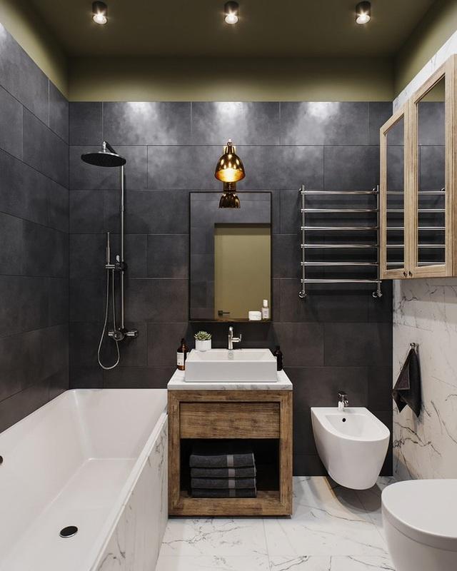 Vẻ đẹp khác lạ của căn chung cư có cách trang trí không giống ai - 6