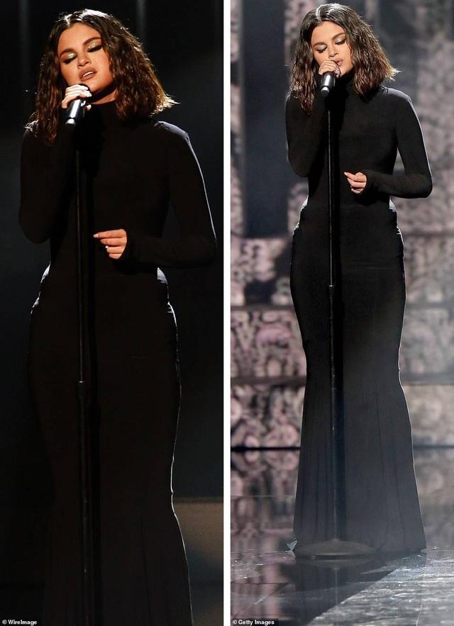 Selena trình diễn gợi cảm sau những vật vã vì bị chê bai ngoại hình - 5
