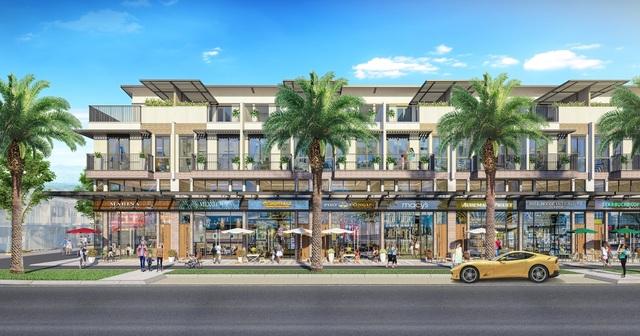 100% Shophouse đợt 1 khu đô thị Waterpoint được đặt chỗ - 2