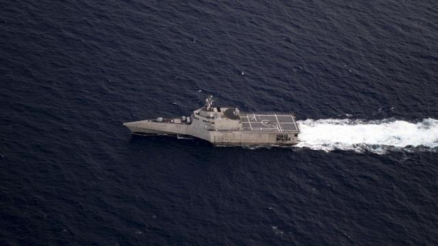 Tư lệnh Mỹ chỉ trích Trung Quốc quân sự hóa Biển Đông - 2