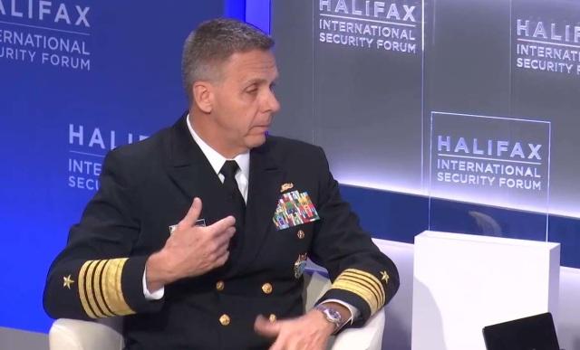 Tư lệnh Mỹ chỉ trích Trung Quốc quân sự hóa Biển Đông - 1