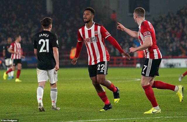 """Sheffield United 3-3 Man Utd: Bảy phút kỳ lạ của """"Quỷ đỏ"""" - 5"""