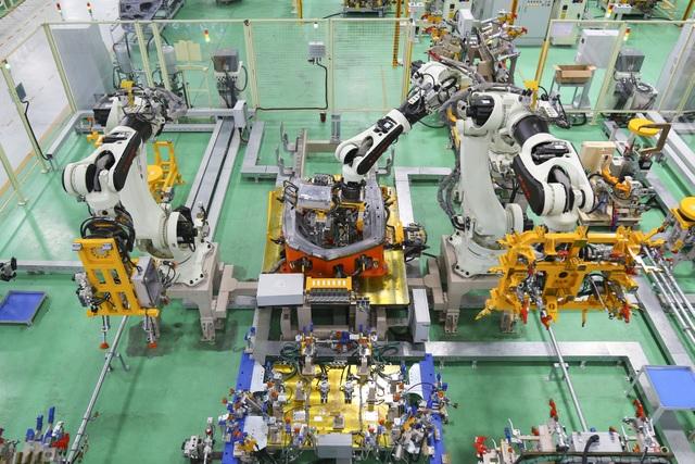 THACO phát triển khu công nghiệp sản xuất linh kiện phụ tùng ô tô quy mô lớn - 3