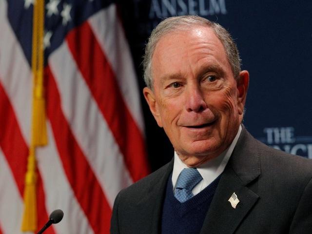 Tỷ phú Bloomberg sở hữu khối tài sản khổng lồ, giàu gấp 17 lần ông Trump - 1
