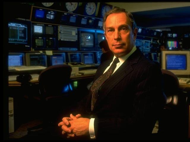 Tỷ phú Bloomberg sở hữu khối tài sản khổng lồ, giàu gấp 17 lần ông Trump - 2