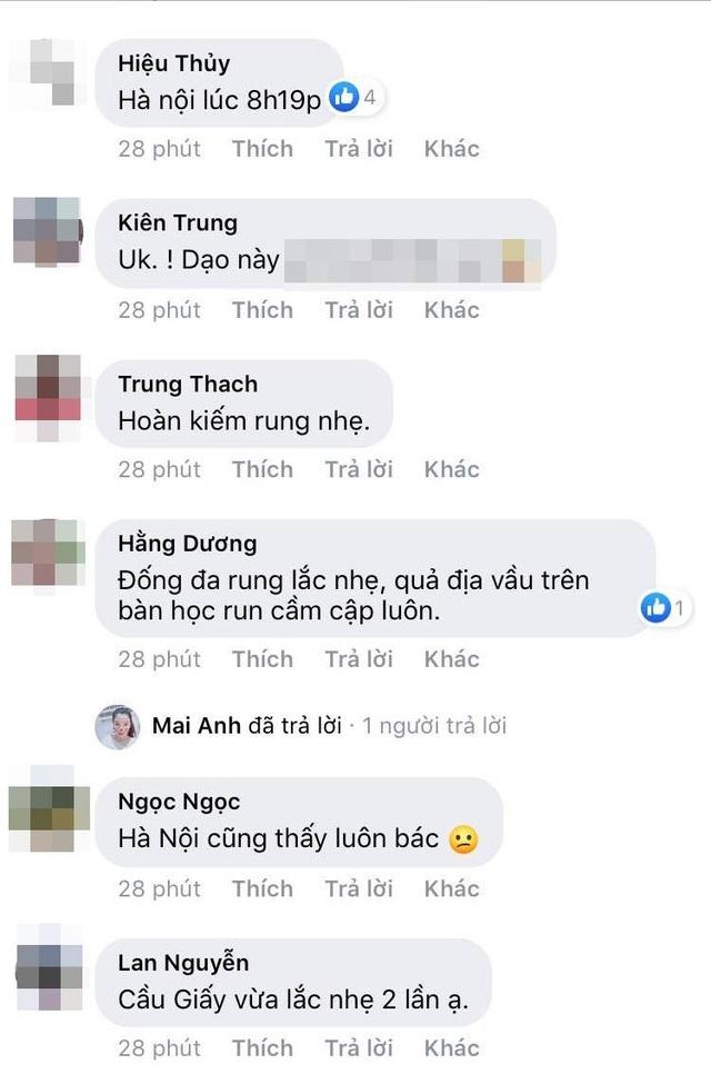 Nhà cao tầng Hà Nội rung lắc do ảnh hưởng động đất ở Cao Bằng! - 1