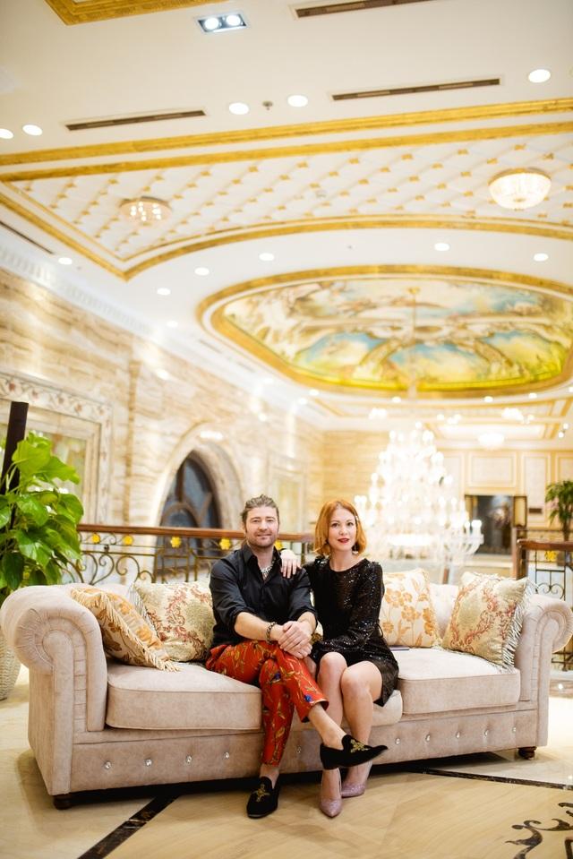 Luxury In Art  D'. Palais Louis: Người giàu hiểu rất rõ giá trị của cuộc sống - 1