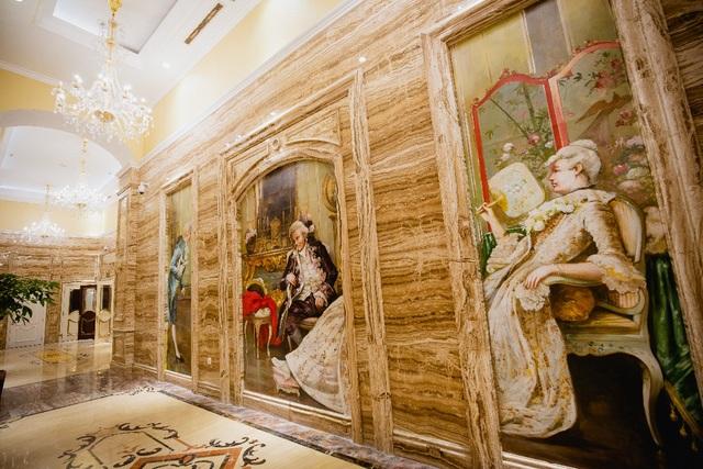 Luxury In Art  D'. Palais Louis: Người giàu hiểu rất rõ giá trị của cuộc sống - 3