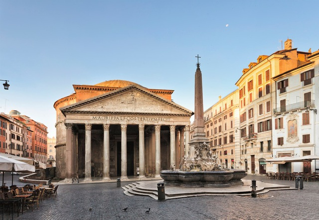 Những Kiến trúc nghệ thuật nổi bật nhất ở Rome - 2
