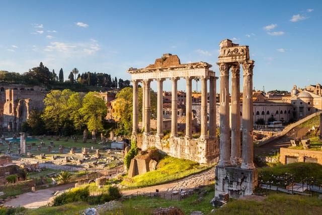 Những Kiến trúc nghệ thuật nổi bật nhất ở Rome - 5