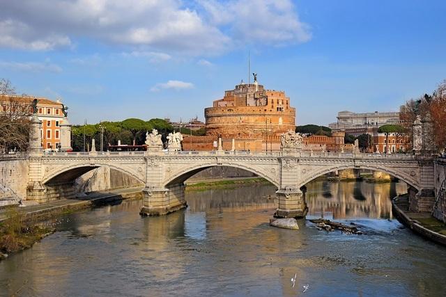 Những Kiến trúc nghệ thuật nổi bật nhất ở Rome - 7