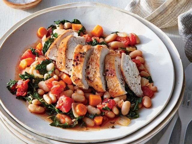 Ăn 3 tách đậu mỗi tuần, đẩy lùi cao huyết áp và cholesterol xấu - 1