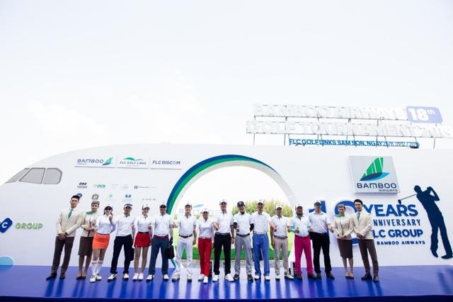 Giải Bamboo Airways 18 Tournament tìm được chủ nhân cú HIO đầu tiên ngay sau lễ khai mạc - 1