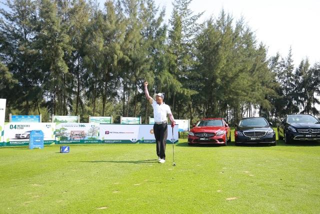 Giải Bamboo Airways 18 Tournament tìm được chủ nhân cú HIO đầu tiên ngay sau lễ khai mạc - 2