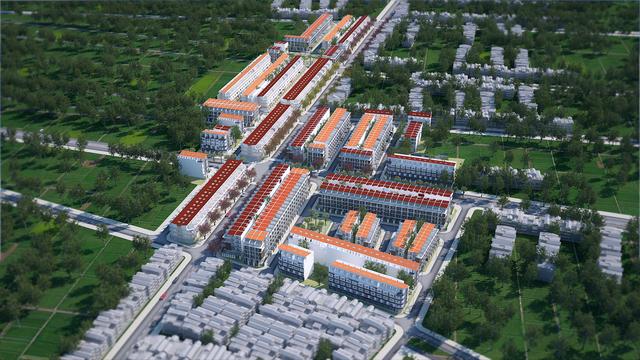 """Cơ hội đầu tư """"vàng"""" Highway City Bắc Ninh - 2"""