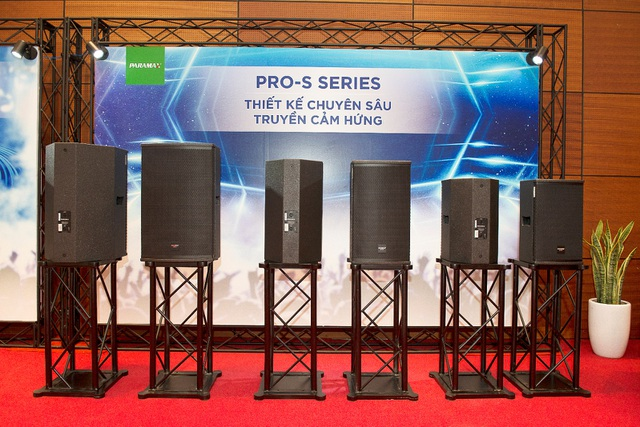 PARAMAX giới thiệu dòng sản phẩm giải trí chuyên nghiệp tại AV Show 2019 Hà Nội - 1