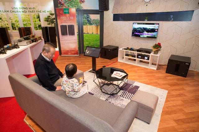PARAMAX giới thiệu dòng sản phẩm giải trí chuyên nghiệp tại AV Show 2019 Hà Nội - 2