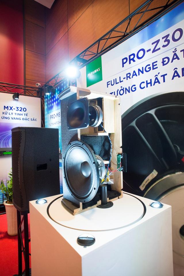 PARAMAX giới thiệu dòng sản phẩm giải trí chuyên nghiệp tại AV Show 2019 Hà Nội - 3